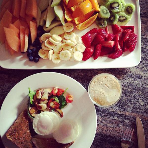 Tanjir sa zdravom hranom Wannabe Fit: Vitko telo za mesec dana!