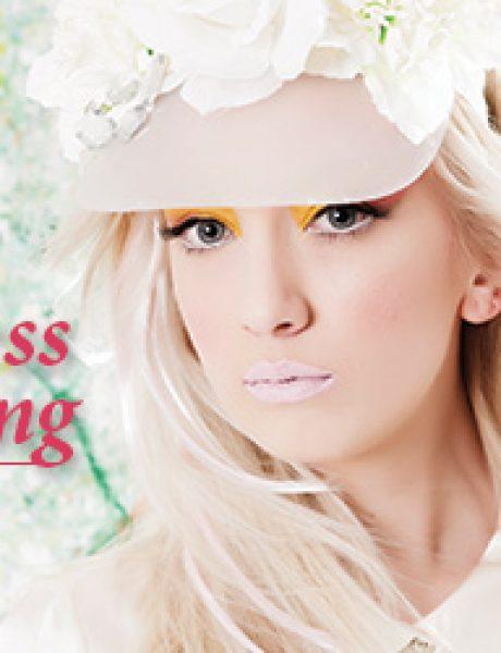 Wannabe editorijal: The Princess of Spring