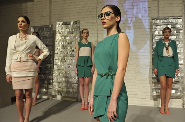 Tijana Zunic  33. Perwoll Fashion Week: Modne Vinjete