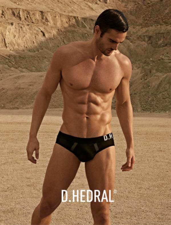 Tom Evans Najzgodniji sportisti kao modeli (1. deo)