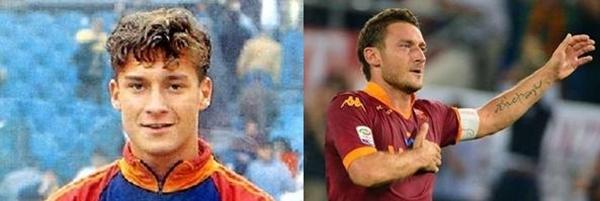 "Toti 1993 2013 Francesco Totti: Dve decenije ""Princa Rima"" u Seriji A"