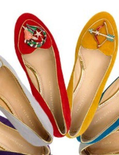 Twitter na crvenom tepihu: Cipele sa horoskopskim znakom?