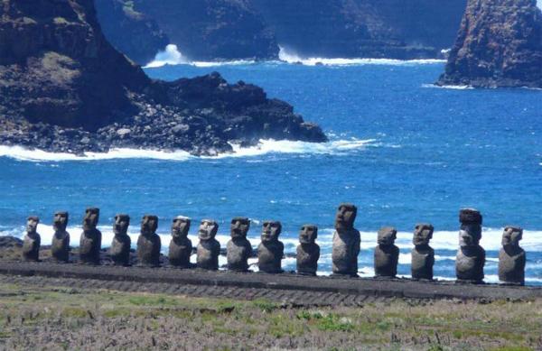 Uskršnje ostrvo slika 6 Najčarobnija ostrva na planeti!