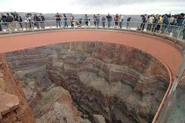 Veliki kanjon Skywalk Uzbudljiva putovanja