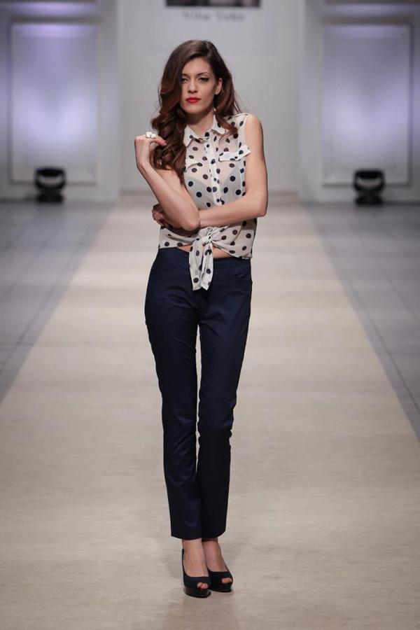 Viba Tekst 1 Fashion Week Skoplje: Elena Spasovska, Viba Teks i Duma