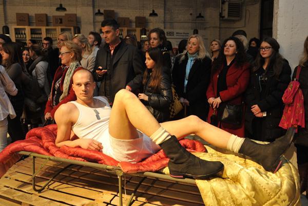 Vlada Lazarevic  33. Perwoll Fashion Week: Modne Vinjete