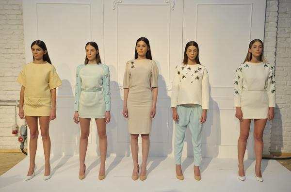 Vlada Savic  33. Perwoll Fashion Week: Modne Vinjete