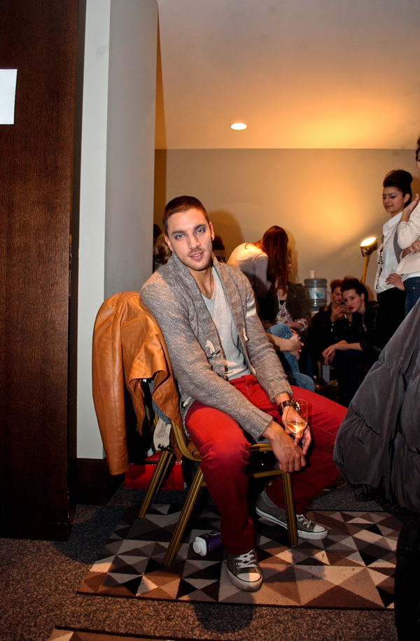 Vlada Vukasanović 33. Perwoll Fashion Week: Poslednji dan