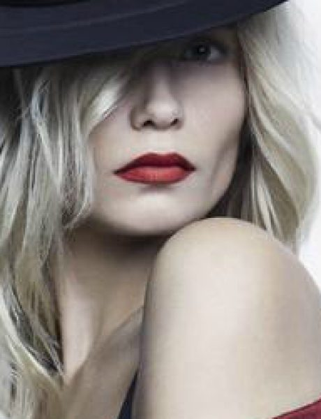 """Vogue Russia"": Natasha Poly kao strastvena Španjolka"