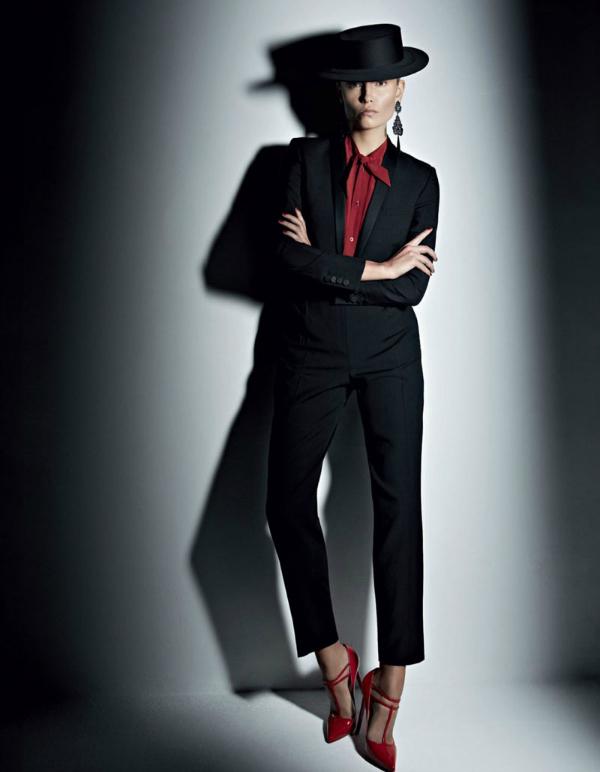 """Zavodnica """"Vogue Russia"""": Natasha Poly kao strastvena Španjolka"""