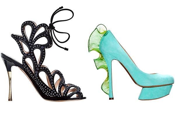cipele Modni zalogaj: Nicholas Kirkwood, najbolje cipele za proleće/leto 2013.