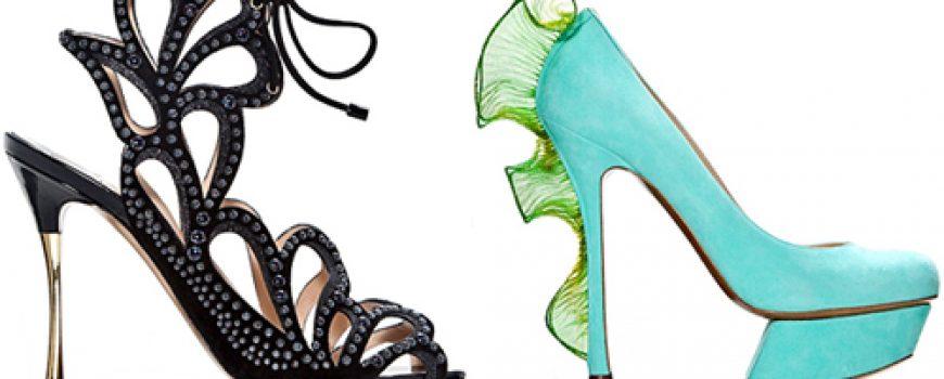 Modni zalogaj: Nicholas Kirkwood, najbolje cipele za proleće/leto 2013.