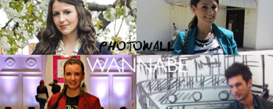 Wannabe Photo Wall: Sunčani april