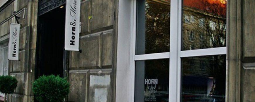 """Hit the East: """"Horn & More"""" prodavnica, Varšava"""