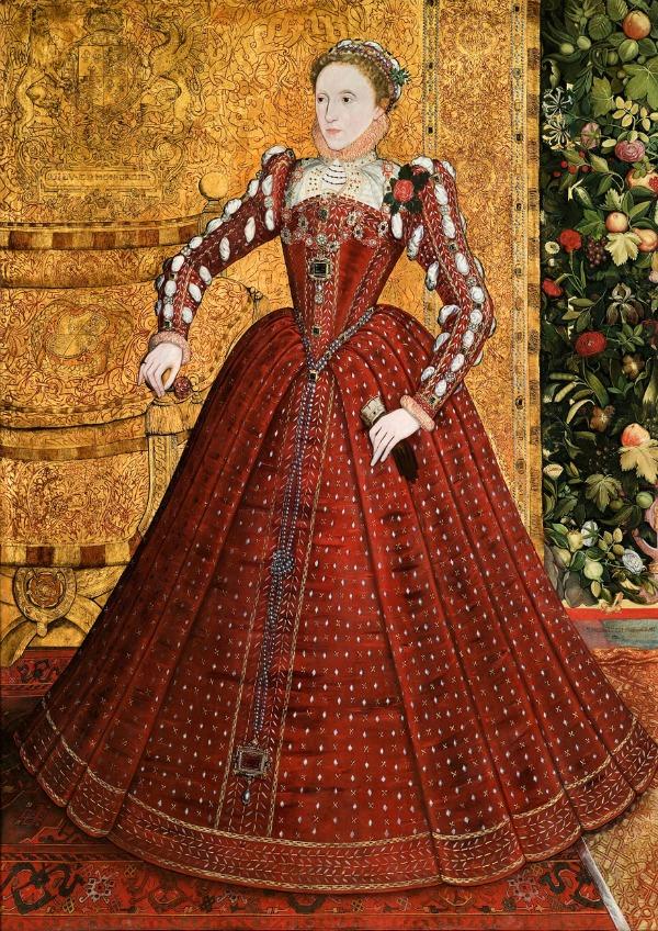 lizvandermeulen Ljudi koji su pomerali granice: Elizabeth I