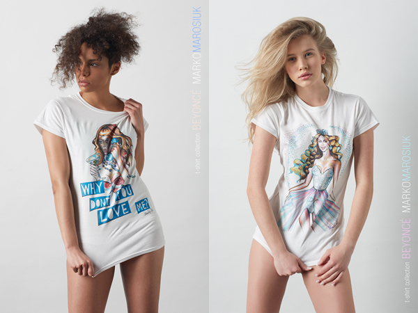 marko marosiuk1 Marko Marosiuk: Beyoncé kao modna inspiracija