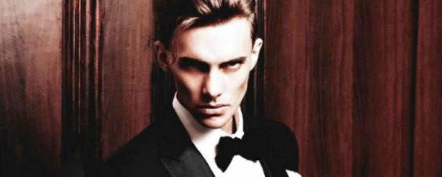 """""""Harper's Bazaar China"""": Džentlmen i kockar"""