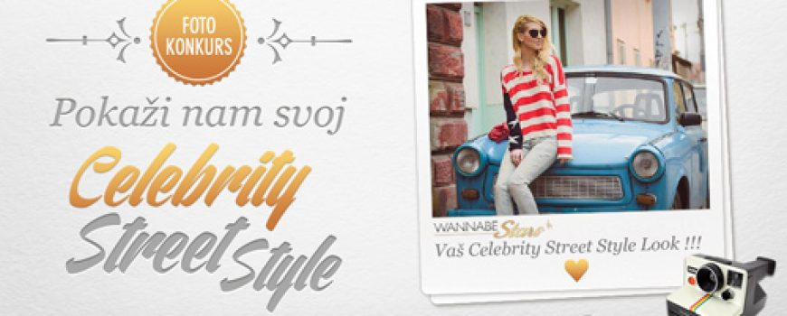 Pokaži nam Street Style svoje omiljene zvezde