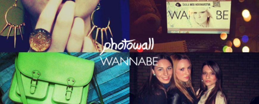 Wannabe Photo Wall: Čekajući proleće