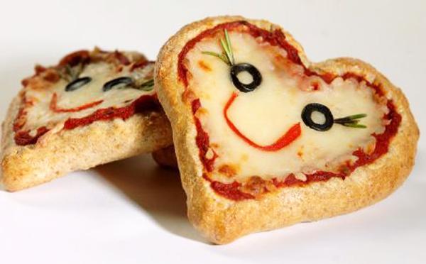 pizza u obliku srca Bio(b)logija: I miris i ukus i lekovito