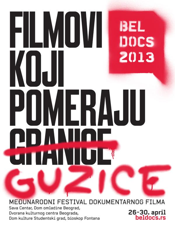 plakat FACEBOOK Međunarodni festival dokumentarnog filma Beldocs 2013.