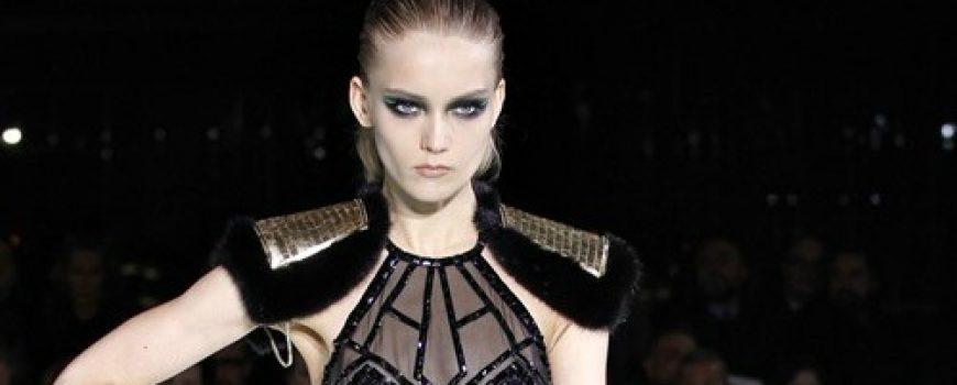 Proleće i leto na modnim pistama: Versace