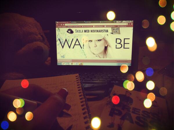 sanja martnov day n night Wannabe Photo Wall: Čekajući proleće