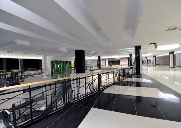 shopping center Stadion 2 Otvara se novi šoping centar u prestonici