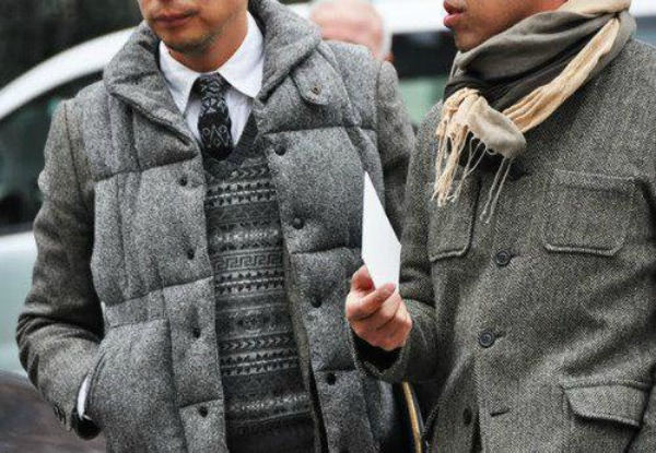 sive jakne 7 Sedam nijansi sive njegovog stila