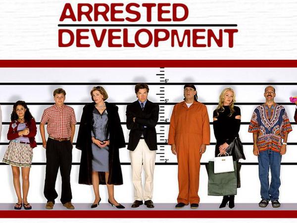 slika 1 serija se odlikuje Serija četvrtkom: Arrested Development