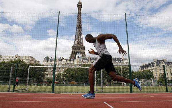 usain bolt 2010 7 16 0 17 42 Usain Bolt: Otkrivamo kako vežba najbrži čovek na svetu (2. deo)