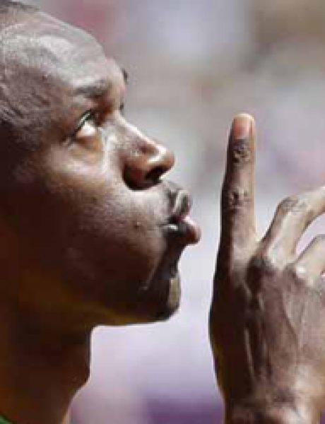 Usain Bolt: Otkrivamo kako vežba najbrži čovek na svetu (2. deo)