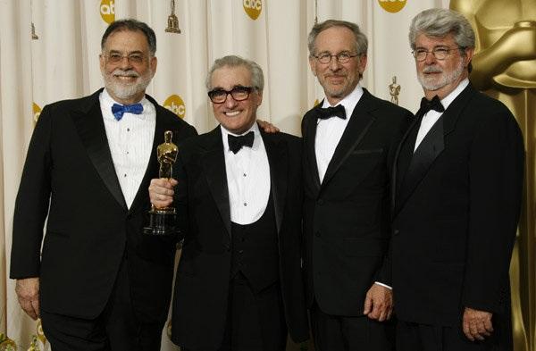 velika cetvorka1 Osam nezaboravnih događaja koji su obeležili dodele Oskara