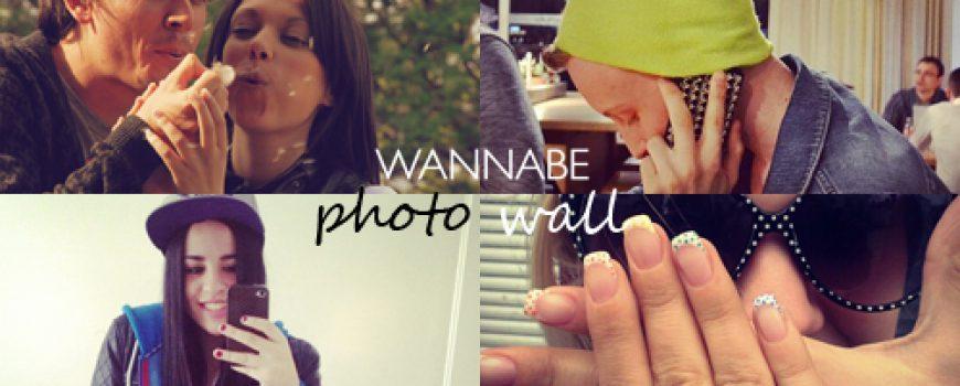 Wannabe Photo Wall: Poljupci i moda