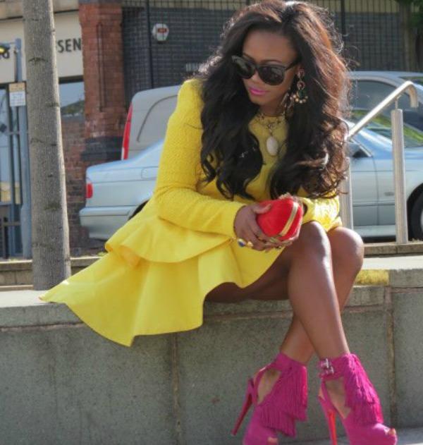 Žuta haljina Modni saveti: Kako nositi žutu boju