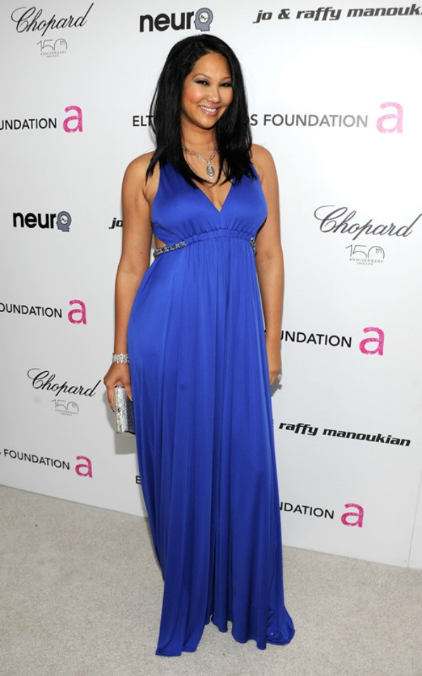 10.Kimora Lee Simmons 10 haljina: Kimora Lee Simmons