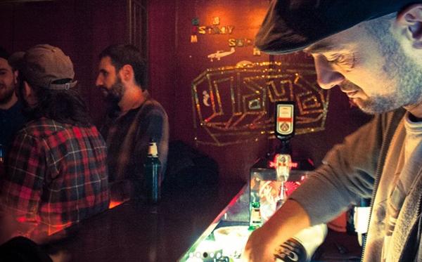 1111 Hit the East: Vlaykova bar, Sofija