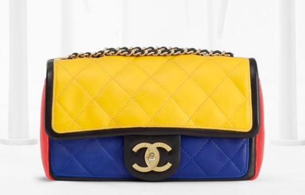 210 Chanel: Prolećni aksesoari