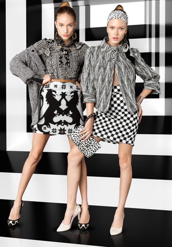 """24 """"Vogue Brazil"""": Monohromatik"""