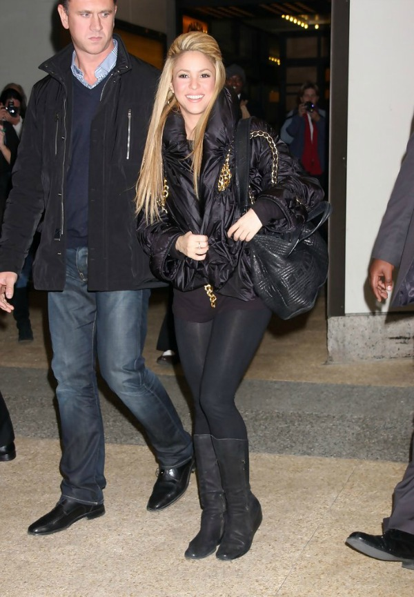 3 Shakira Street Style: Shakira