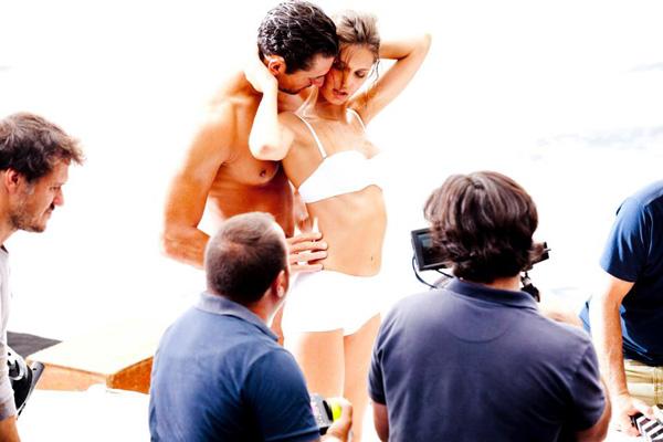 600852 10150366527474977 1122496465 n Dolce&Gabbana Light Blue: Seksi snimanje