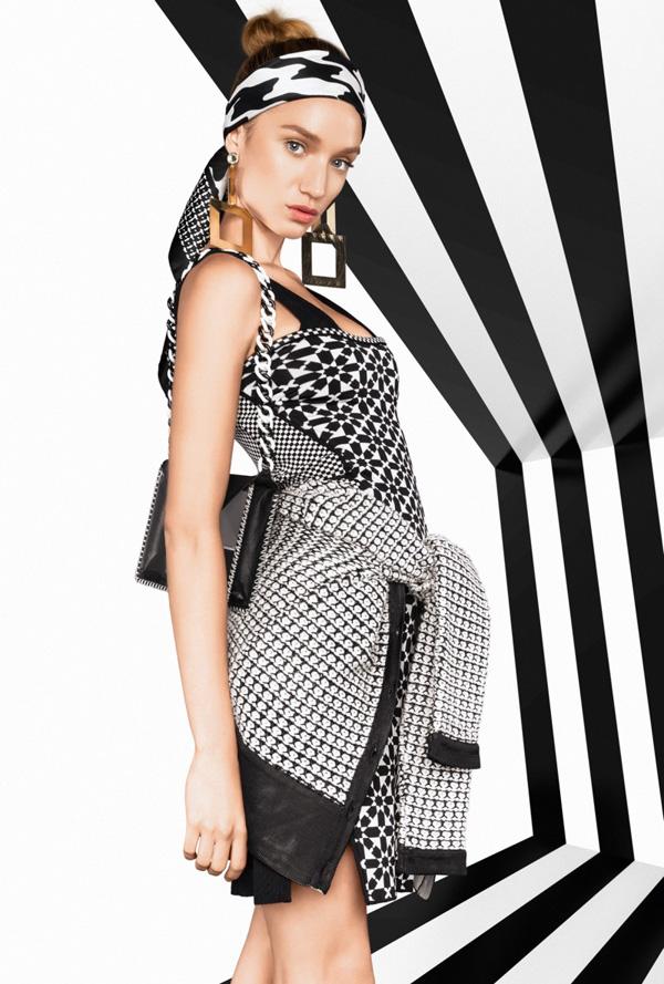 """63 """"Vogue Brazil"""": Monohromatik"""
