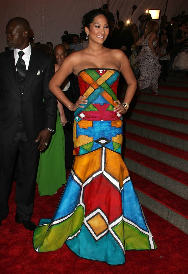 7.Kimora Lee Simmons 10 haljina: Kimora Lee Simmons