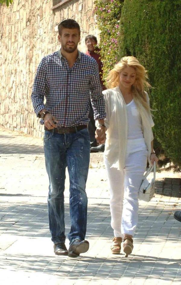 8 Shakira Street Style: Shakira