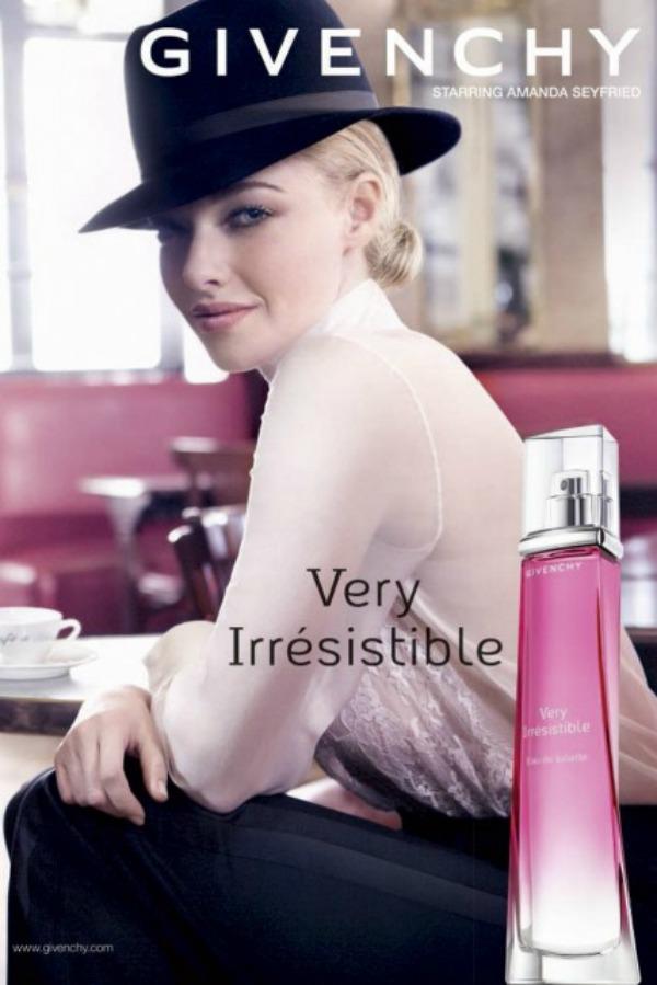 Amanda veruje da je ova kampanja njena karta za ulazak u modnu industriju Amanda Seyfried: Novo lice parfema brenda Givenchy
