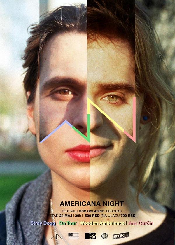 "Americana night 2 Wannabe intervju: ""Americana night"" na beogradski način"