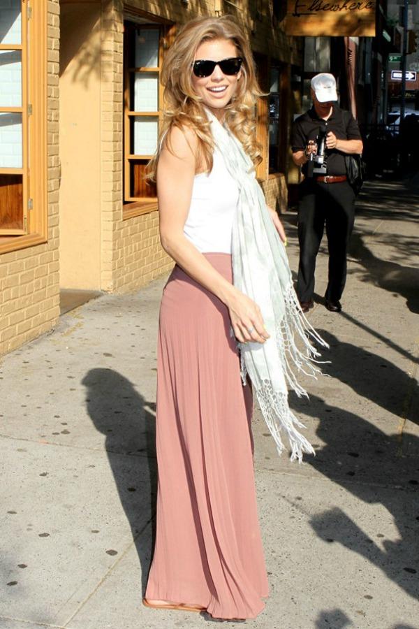Analin Mekord 10 Street Style: AnnaLynne McCord