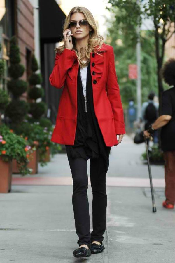 Analin Mekord 4 Street Style: AnnaLynne McCord