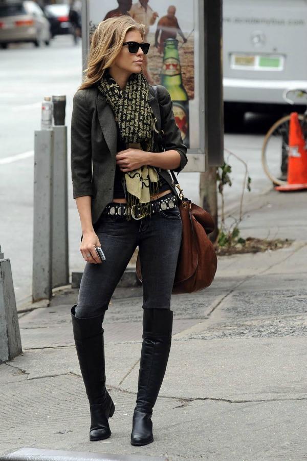 Analin Mekord 8 Street Style: AnnaLynne McCord