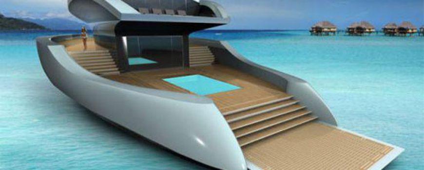 Brodovi novog doba: Luksuzne jahte